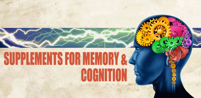 Best Supplements for Memory and Cognition – Increase Focus