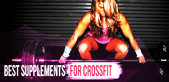 Top 10 Crossfit Supplements – Products for Crossfitters