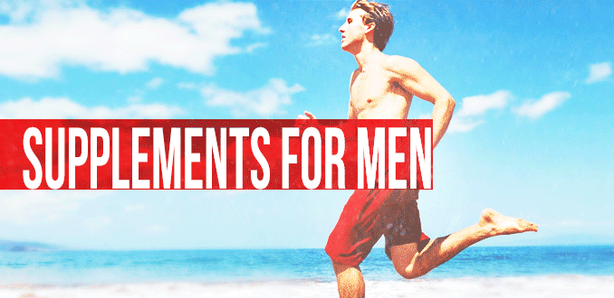 Best Supplements for Men's Health – Products for Guys