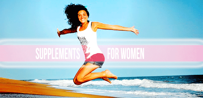 Best Supplements for Women's Health – Products for Ladies