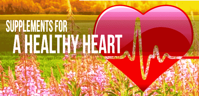 10 Best Supplements That Encourage Heart Health