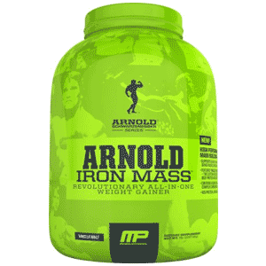 Arnold Schwarzenegger Series Iron Mass Review