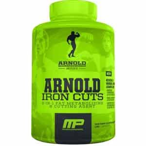 MusclePharm Arnold Series Iron Cuts Review