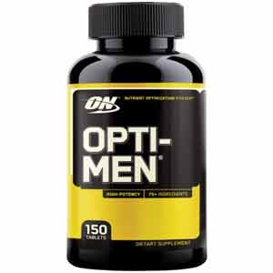 Optimum Nutrition Opti-Men Review