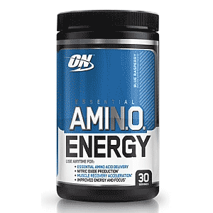 Optimum Nutrition Essential AmiN.O. Energy Review