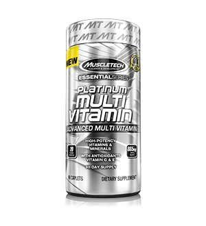 MuscleTech Platinum Multivitamin Review