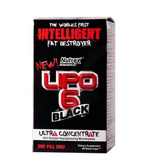Nutrex Lipo-6 Black Ultra Concentrate Review