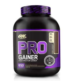 Optimum Nutrition Pro Gainer Review