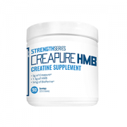 Transparent Labs StrengthSeries Creapure HMB Creatine Review