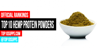 Top 10 Hemp Protein Powders – Best of 2016