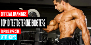 Top 10 Testosterone Boosters for Men – Best of 2016