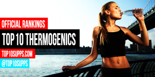 Top 10 Thermogenics for Weight Loss – Best of 2016