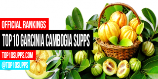 Top 10 Garcinia Cambogia Supplements – Best of 2016