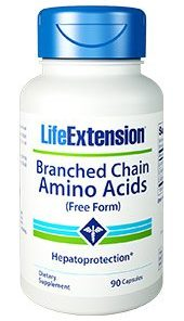 BulkSupplements Branched Chain Amino Acids, BCAA 2:1:1