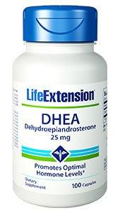 BulkSupplements DHEA powder
