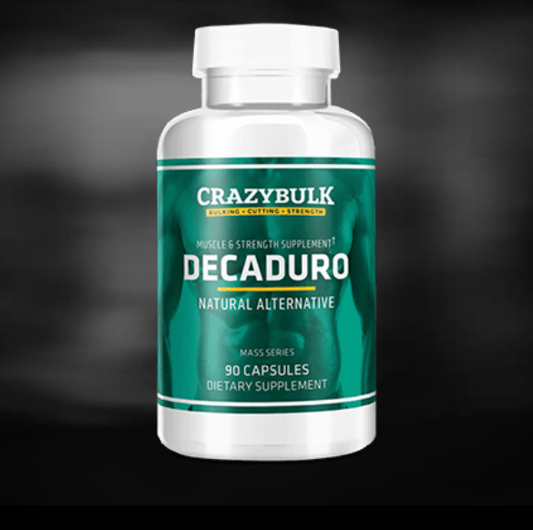 DecaDuro - Legal Deca Durabolin (Nandrolone)