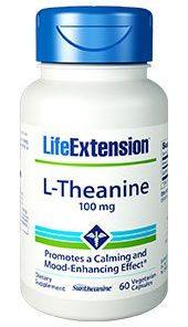 BulkSupplements L-Theanine powder