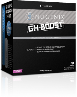 Nugenix GH Boost