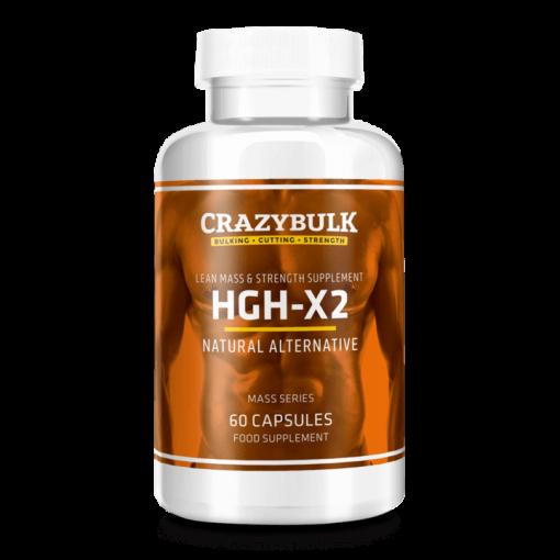 Crazybulk hgh x-2 Somatropin | Legal HGH alternative