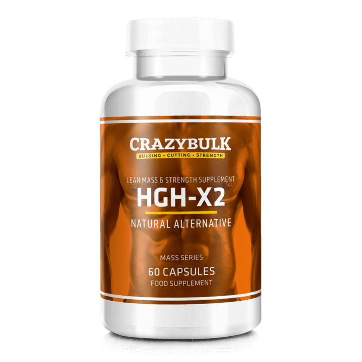 Crazybulk hgh x-2 Somatropin | Legal HGH alternative
